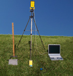 RS-100 Typical field setup